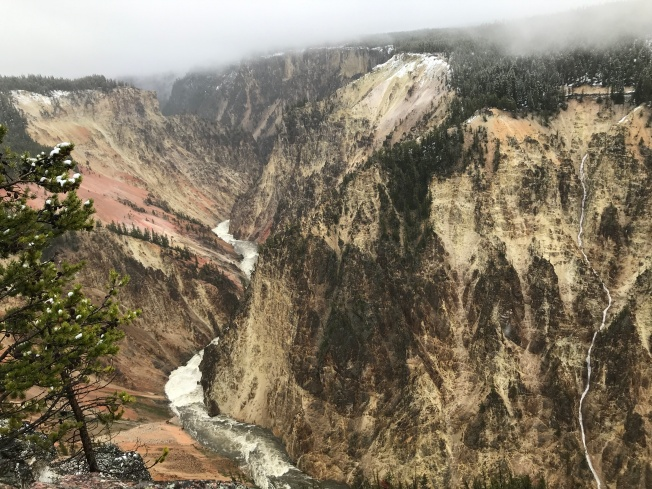 Yellowstone Grand Canyon and River